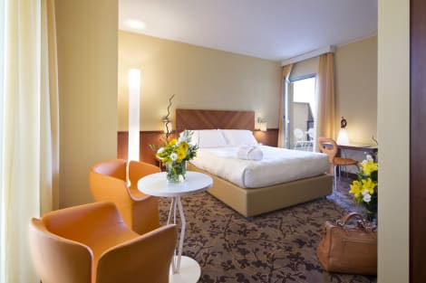 Hotel Unahotels Mediterraneo Milano