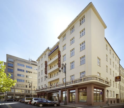 Clarion Hotel Prague Old Town Hotel