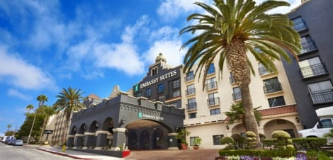 Embassy Suites by Hilton Los Angeles International Airport South Hotel