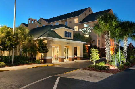 Homewood Suites by Hilton Orlando-Nearest to Univ Studios Hotel