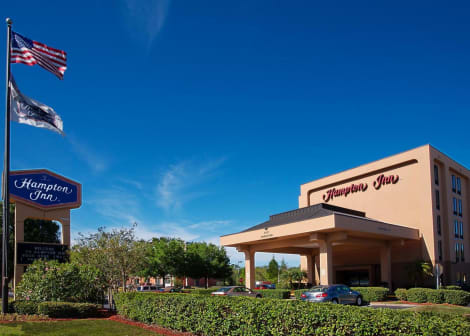 Hampton Inn closest to Universal Orlando Hotel