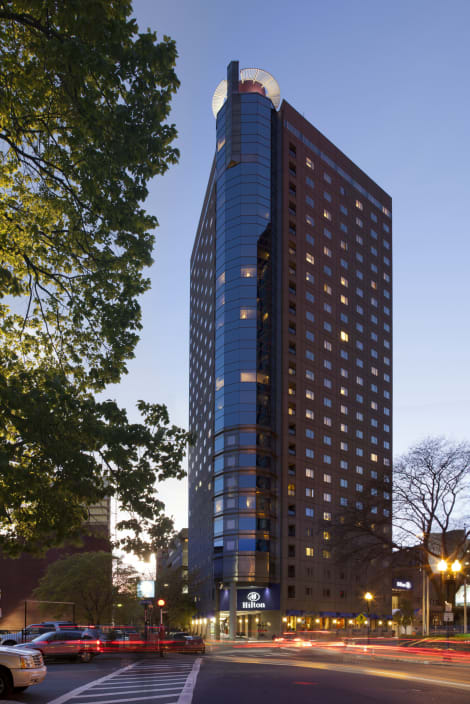Hotel Hilton Boston Back Bay