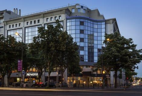 HotelNovotel Marseille Centre Prado