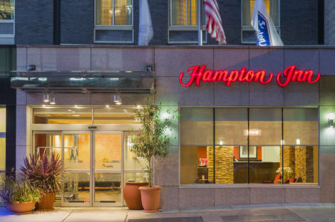 Hotel Hampton Inn Manhattan/times Square South