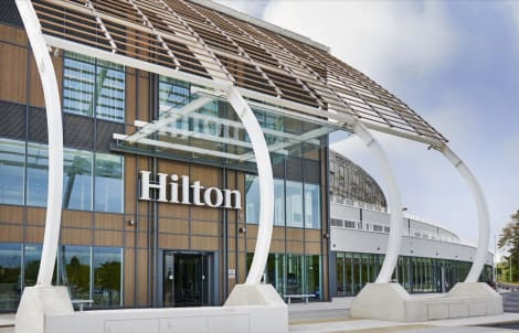 Hilton at the Ageas Bowl, Southampton Hotel