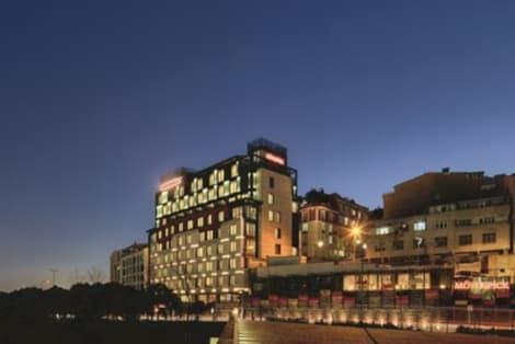 Hotel Moevenpick Hotel Istanbul Golden Horn
