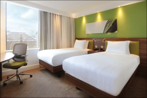 Hotel Hampton by Hilton Newcastle