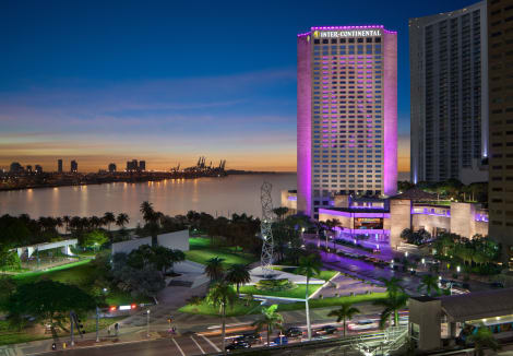 InterContinental Hotels MIAMI Hotel