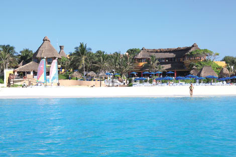 Hotel The Reef Playacar Resort and Spa- Optional All Inclusive