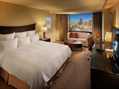 Hotel Parc 55 San Francisco - A Hilton Hotel