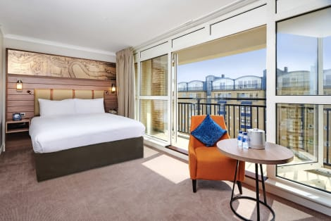 DoubleTree by Hilton Hotel London - Docklands Riverside Hotel