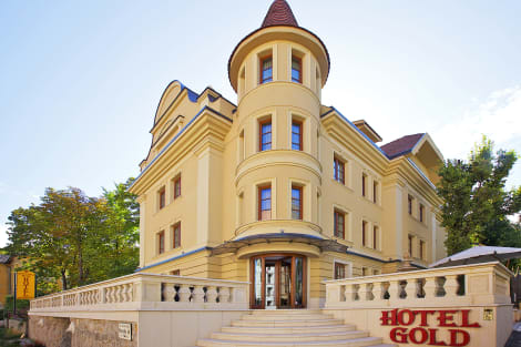 Hotel Gold Hotel Budapest