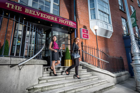 Hotel The Belvedere Hotel, Parnell Square