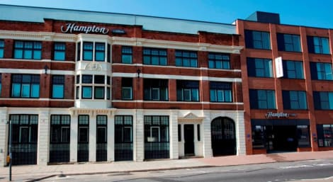 Hotel Hampton by Hilton Birmingham Jewellery Quarter