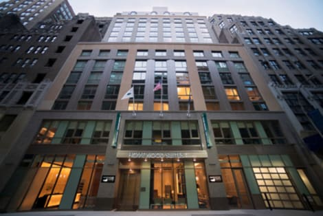 Homewood Suites by Hilton New York/Manhattan Times Square Hotel