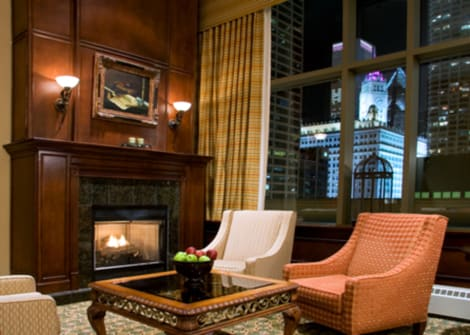 Hotel Homewood Suites By Hilton Chicago-downtown