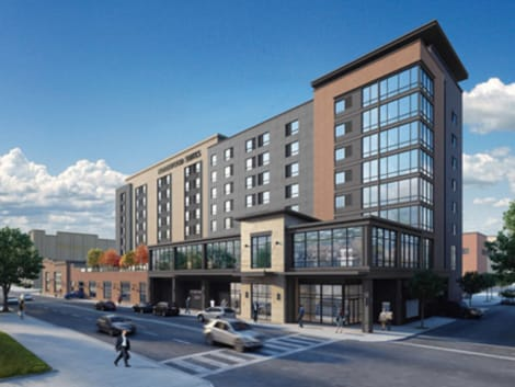 Hotel Homewood Suites by Hilton Pittsburgh Downtown