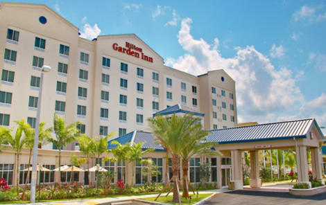 Hotel Hilton Garden Inn Miami Airport West