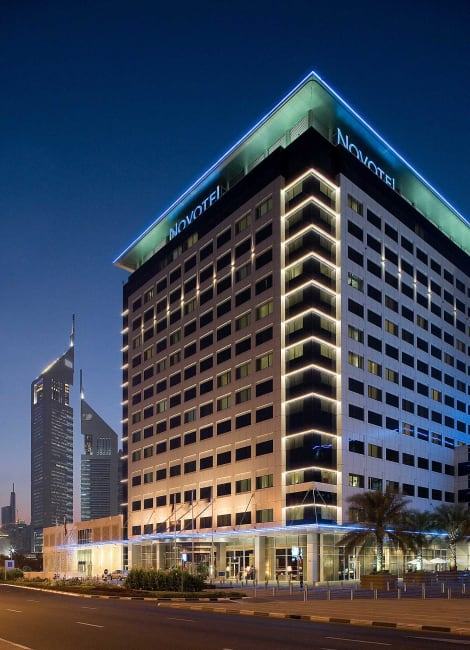 Novotel World Trade Centre Dubai Hotel