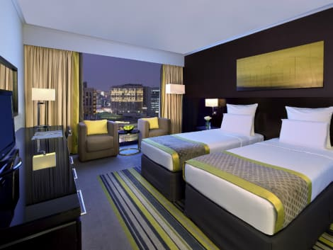 Pullman Dubai Creek City Centre Hotel