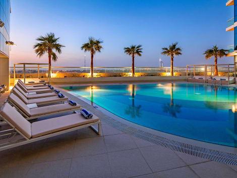 HotelAparthotel Adagio Premium Dubai Al Barsha