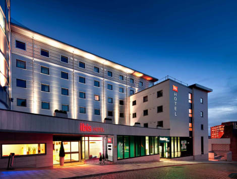 HotelIBIS Aberdeen Centre – Quayside