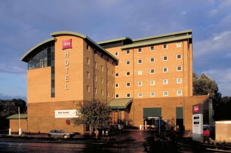 Hotel IBIS London Gatwick Airport