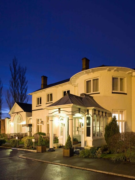 Hotel Mercure Brandon Hall Hotel And Spa Warwickshire