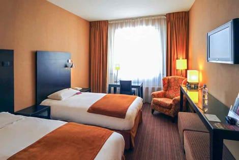 Hotel Hotel Mercure Bordeaux Château Chartrons