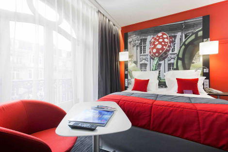 Hotel Hotel Mercure Lille Centre Grand Place