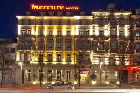 HotelHotel Mercure Strasbourg Centre Gare
