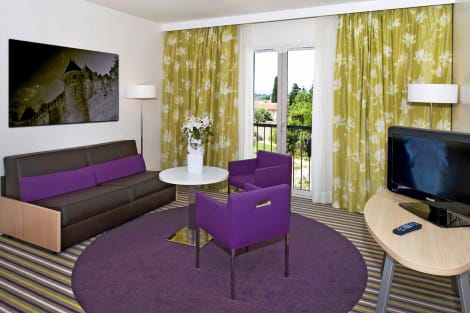 Hotel Mercure Carcassonne La Cite