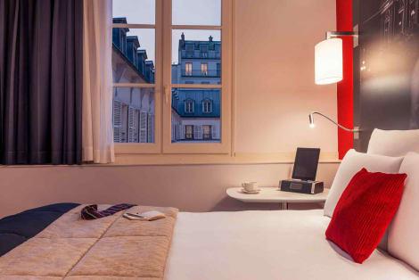 Hotel Hotel Mercure Paris Opera Louvre