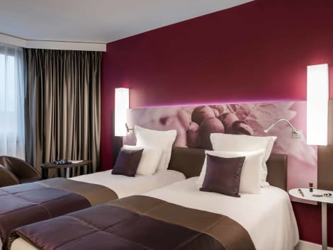 Hotel Mercure Reims Centre Cathedrale