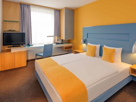 HotelMercure Hotel Dusseldorf City Nord