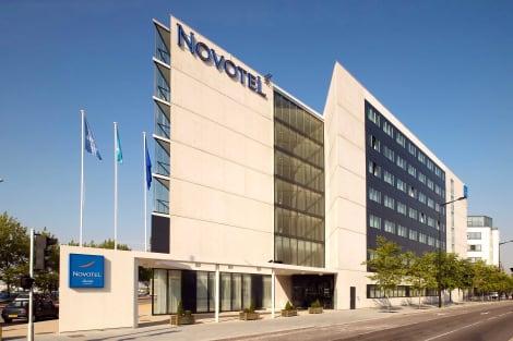 HotelNovotel Le Havre Centre Gare