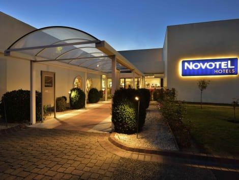 HotelNovotel Caen Côte De Nacre