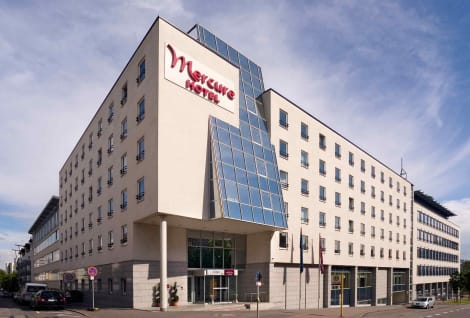 Mercure Hotel Stuttgart City Center Hotel
