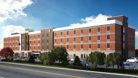 HotelHome2 Suites by Hilton Anchorage/Midtown