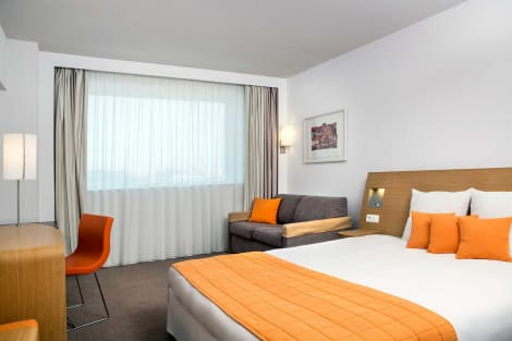Novotel Bucharest City Centre Hotel