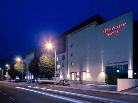 HotelMercure Salzburg Central (Ex Kapuzinerberg)