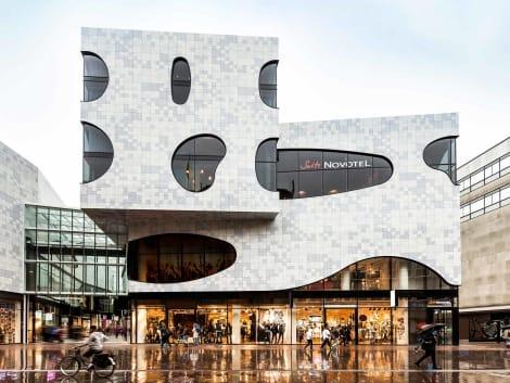 HotelNovotel Suites Den Haag City Centre