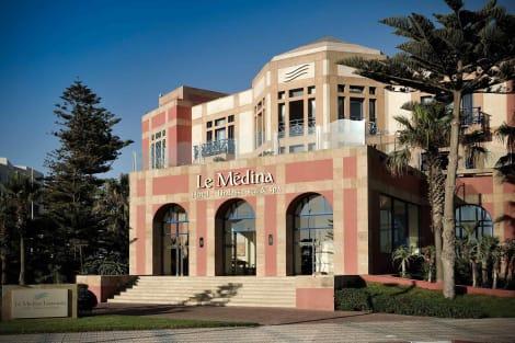 HotelHotel Le Médina Essaouira Thalassa sea & spa - MGallery