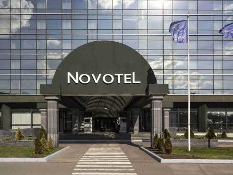 HotelNovotel Moscow Sheremetyevo Airport