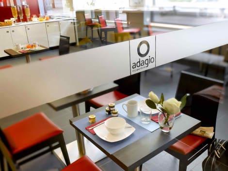 HotelAparthotel Adagio Basel City