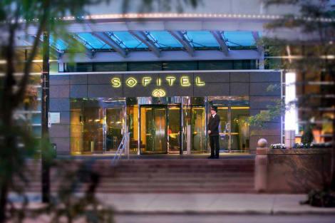 HotelSofitel Montreal Golden Mile