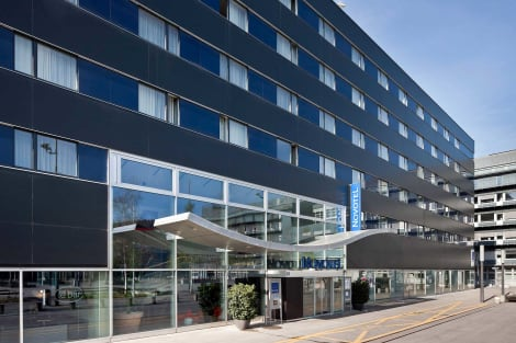 Hotel Novotel Zurich City West