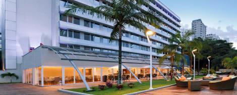 HotelNovotel Sao Paulo Morumbi