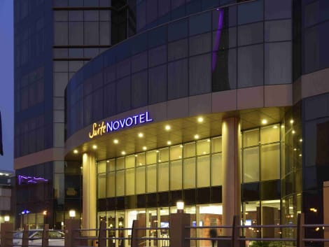 HotelNovotel Suites Riyadh Dyar