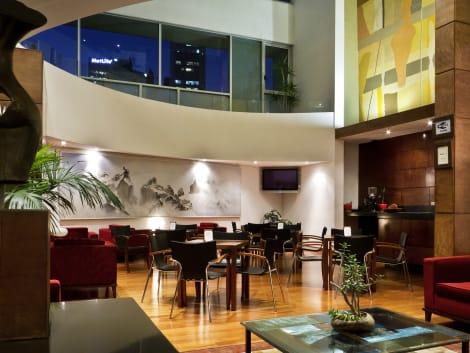 Hotel Mercure Santiago Centro (Anteriormente Caesar Business)